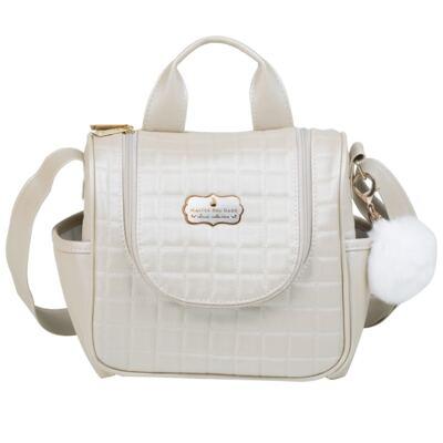 Imagem 1 do produto Frasqueira para bebe Emy Bunny Pérola - Masterbag