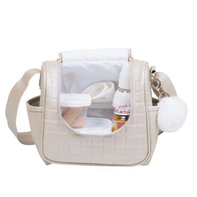 Imagem 2 do produto Frasqueira para bebe Emy Bunny Pérola - Masterbag