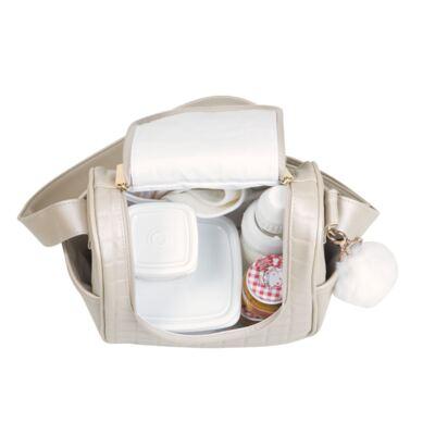 Imagem 3 do produto Frasqueira para bebe Emy Bunny Pérola - Masterbag
