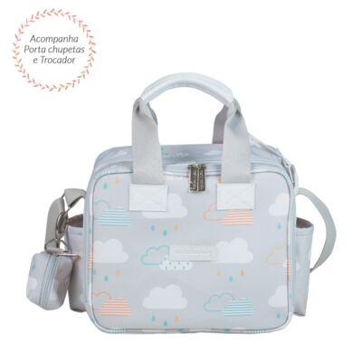 Imagem 1 do produto Bolsa térmica organizadora para bebe Nuvem - Masterbag