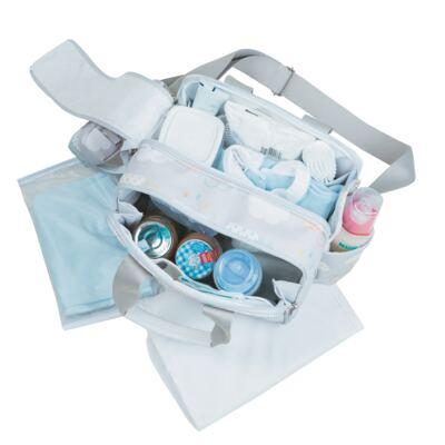 Imagem 2 do produto Bolsa térmica organizadora para bebe Nuvem - Masterbag