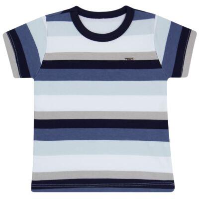Imagem 2 do produto Camiseta com Shorts em algodão egípcio Ailu - Grow Up - 05010090.0003 CONJUNTO FLY AZUL-2