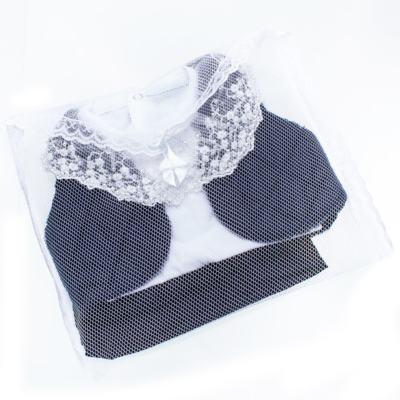 Imagem 7 do produto Conjunto Pagão Beatrice: Colete + Body longo + Calça - Roana