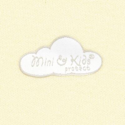 Imagem 2 do produto Body regata para bebe em suedine Baby Protect Amarelo - Mini & Kids - BDR0001.61 BODY REGATA - SUEDINE PROTECT-M