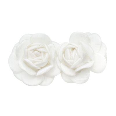 Imagem 1 do produto Presilha Due Fiori Marfim - Roana