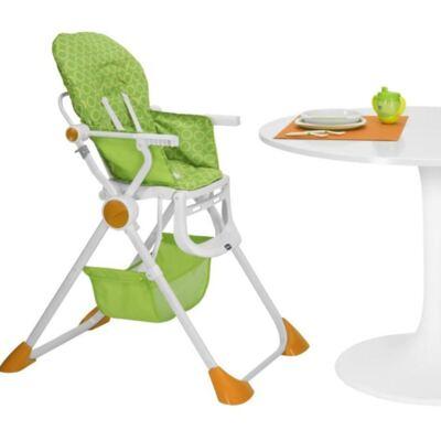Imagem 6 do produto Cadeira de Papa Pocket Lunch Red Wave - Chicco