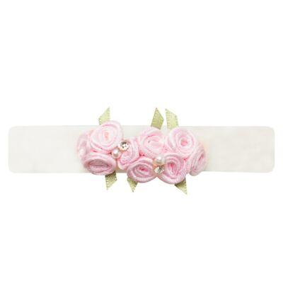 Imagem 2 do produto Faixa meia recém-nascido Bouquet - Roana