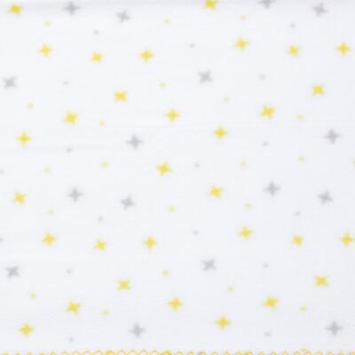 Imagem 2 do produto Jogo de lençol berço para bebe em microsoft Little Stars - Dedeka