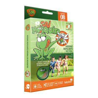 Imagem 1 do produto Adesivo repelente Sai, Mosquito - Babydeas