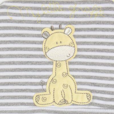 Imagem 4 do produto Toalha com capuz + Luva para bebe Nature Giraffe & Friends - Classic for Baby
