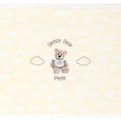 Imagem 2 do produto Jogo de lençol para berço em malha Ursinho - Petit