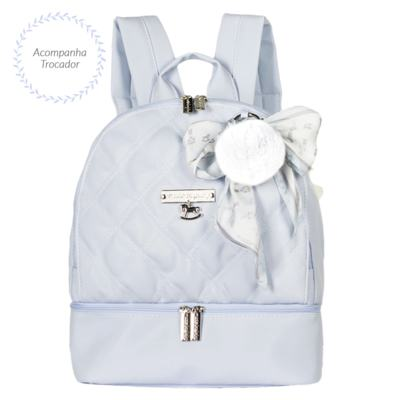 Imagem 1 do produto Mochila maternidade Nina Soldadinho Azul - Masterbag