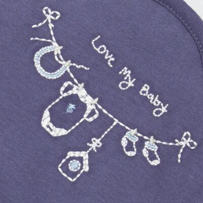 Imagem 2 do produto Toalha com capuz atoalhado Clothes Boy - Classic for Baby