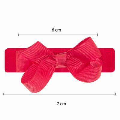 Imagem 3 do produto Faixa meia recém-nascido Laço Pink - Roana