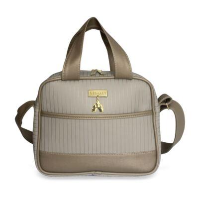 Imagem 4 do produto Mala maternidade + Bolsa Lois + Jess Ouro Velho Kingdom - Masterbag