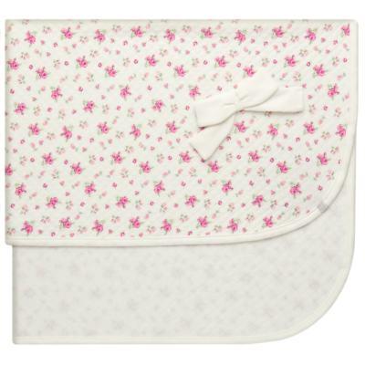 Imagem 1 do produto Manta para bebe em suedine Matelassê Florale - Grow Up