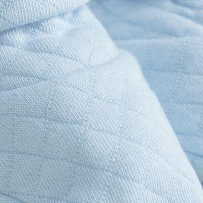 Imagem 2 do produto Sapatinho em suedine Azul Matelassê - Grow Up