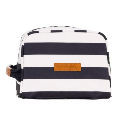 Necessaire para bebe Brooklyn Black and White - Masterbag