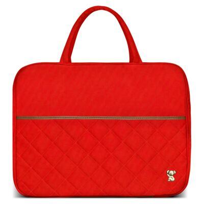 Imagem 1 do produto Mala Maternidade para bebe Casual em sarja Cenoura - Classic for Baby Bags