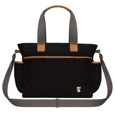 Imagem 1 do produto Bolsa maternidade para bebe Casual em sarja Preto - Classic for Baby Bags