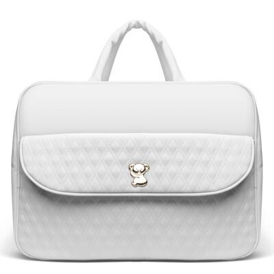 Imagem 1 do produto Mala Maternidade para bebe Golden Koala Branca - Classic for Baby Bags