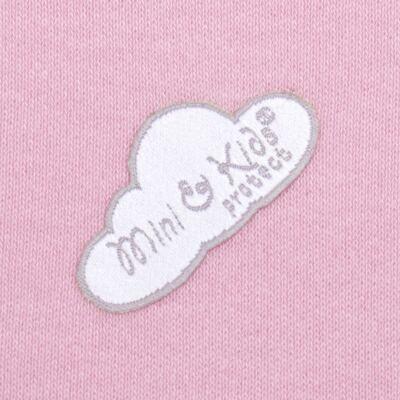 Imagem 2 do produto Manta para bebe em suedine Baby Protect Rosa - Mini & Kids