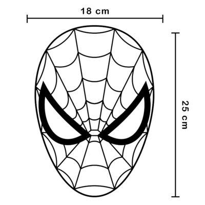 Imagem 4 do produto Naninha para bebe Homem Aranha - Marvel by Fefa