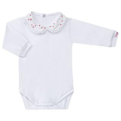Imagem 2 do produto Body com Mijão para bebe em malha Florzinha - Roana