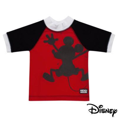 Imagem 1 do produto Camiseta Surfista em lycra Mickey FPS 50 - Disney by Fefa - 390.00.1205 CAM SURF MICKEY ESCONDIDO UNICA -GG