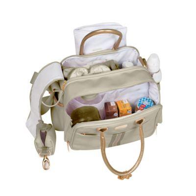 Imagem 2 do produto Bolsa térmica organizadora para bebe Sweet Marfim - Masterbag