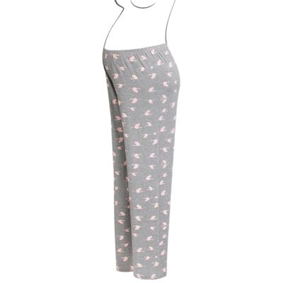 Imagem 2 do produto Pijama Gestante Cegonhas - Cia da Noite