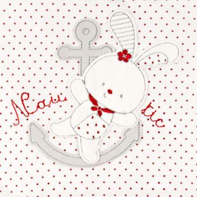 Imagem 2 do produto Jogo de lençol para berço em malha Bear Marine - Classic for Baby