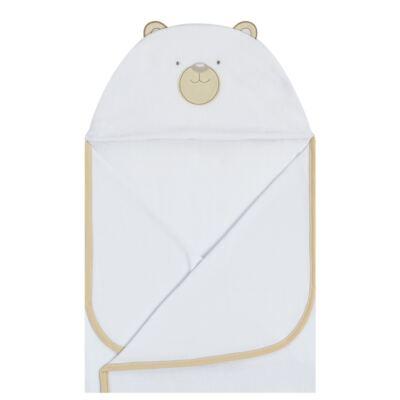 Imagem 3 do produto Toalha Max com capuz para bebe Nature Little Friends - Classic for Baby