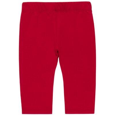 Imagem 2 do produto Legging para bebe em viscomfort Laço Vermelha - Baby Classic - 20511628 LEGGING C/ LAÇO VISCOMFORT BUTTERFLY-3