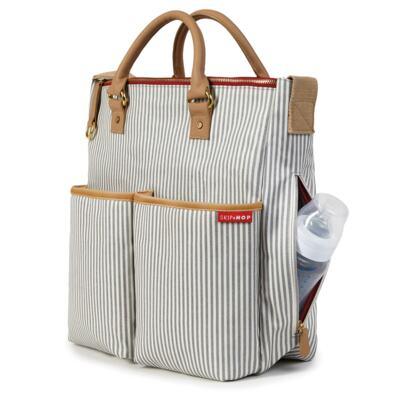 Imagem 4 do produto Bolsa Duo French Stripe Limited Edition - Skip Hop