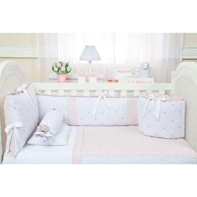 Imagem 2 do produto Kit Enxoval de berço com 9 peças Provençal - Biramar Baby