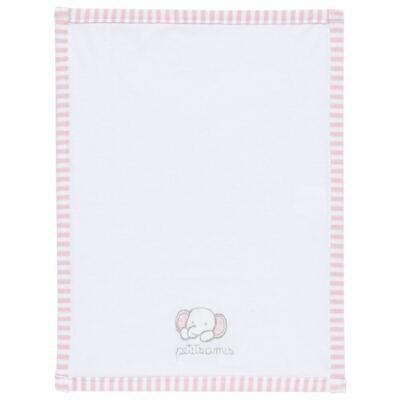 Imagem 2 do produto Kit com 3 fraldinhas de boca em malha  Elefantinha - Classic for Baby