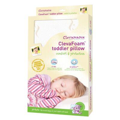 Imagem 1 do produto Travesseiro de Espuma com Memória G (12m+) - Clevamama