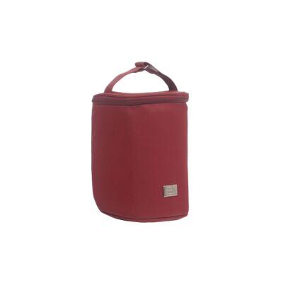 Imagem 1 do produto Porta Mamadeira para bebe Laço Vermelho - Hey Baby