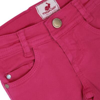 Imagem 3 do produto Calça Skinny em sarja Swarovski Pink - Missfloor - 1730M1757 CALÇA SKINNY PINK SARJA SARJA-3