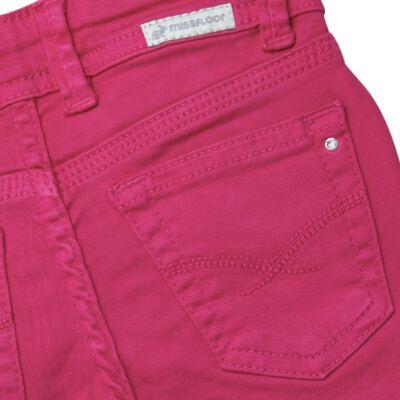 Imagem 4 do produto Calça Skinny em sarja Swarovski Pink - Missfloor - 1730M1757 CALÇA SKINNY PINK SARJA SARJA-3