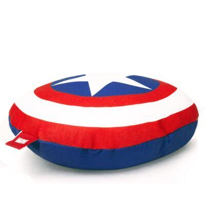Imagem 4 do produto Naninha Escudo Capitão América - Marvel by Fefa