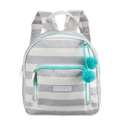 Mochila Kids Candy Colors Menta - Masterbag