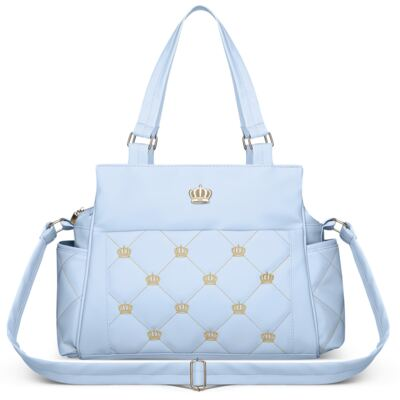 Bolsa para bebe Elizabeth Queen Light Blue - Classic for Baby Bags