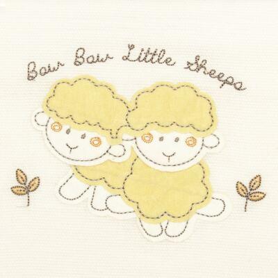 Imagem 2 do produto Jogo de lençol para berço em malha Ovelhinha - Classic for Baby