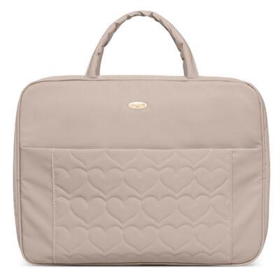 Imagem 1 do produto Mala maternidade Barcelona Marfim - Classic for Baby Bags