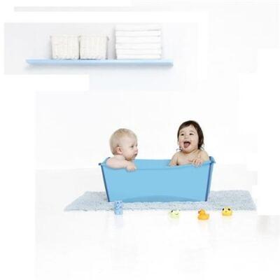 Imagem 4 do produto Banheira Stokke Dobrável Branca - FlexiBath