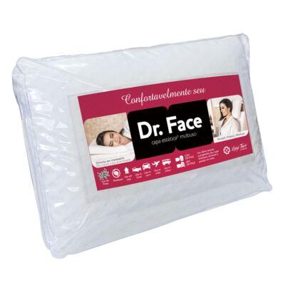 Imagem 1 do produto Travesseiro Portátil Multiuso Dr. Face - Fibrasca