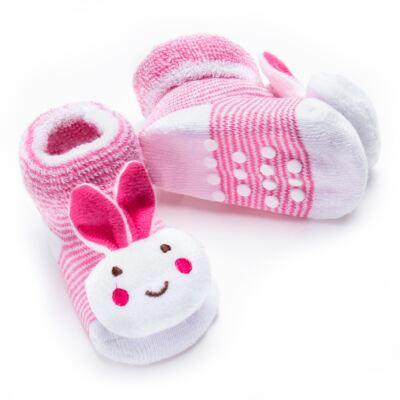 Imagem 2 do produto Pantufa para bebe Coelhinha Becky - Panda Care