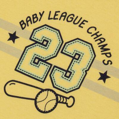 Imagem 3 do produto Body longo sobreposto com Mijão em suedine Baseball - Vicky Lipe - 21231366 BODY COM MIJÃO SOBREPOSTO SUEDINE SPORTS-RN